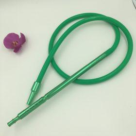 Silicone Hookah Hose | Aluminum Handle Shisha Hose | Yiwu Hookah Hose | Best popular Germany Smoking Hookah hose