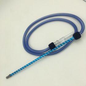 Pvc hose |Aluminum Handle Hose|Shisha Hose|DIY Smoking Hookah hose|LOGO Printing And OEM hookah hose