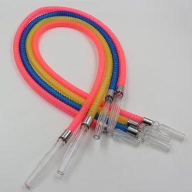 Hookah Hose Factory Direct Dealing | Matte Shisha Hose | Acrylic Handle Shisha Hose|Customized available Hookah hose|DIY Smoking Hookah hose